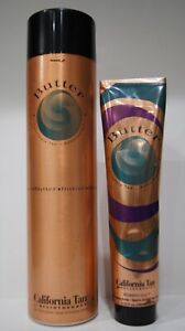 NEW California Tan Butter step 2 CuO2 Technology Dark Indoor Tanning Bed Lotion