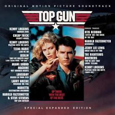 TOP GUN 5 Extra Tracks SOUNDTRACK REMASTERED CD NEW