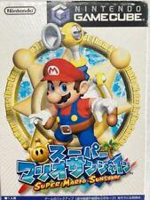 Super Mario Sunshine Nintendo Gamecube Japan retro video game action FedEx