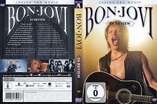 Bon Jovi - DVD - In Review - Inside The Music - DVD von 2012 - Neuwertig !
