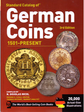 "DIGITAL BOOK ""GERMAN COINS FROM 1501-PRESENT"""