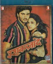 ISHAQZAADE - YRF 2 DISC BOLLYWOOD BLU-RAY & DVD SET - Arjun Kapoor, Parineeti C.