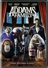 The Addams Family (DVD, 2020) Brand New & Sealed FREE SHIPPING