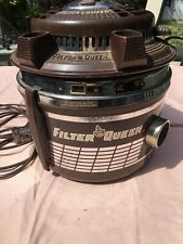Vintage Filter Queen Model 31 DX Canister & Motor Only Vacuum Cleaner No Wheels