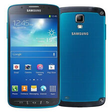 Samsung Galaxy S4 Active - 16GB - Blue (AT&T) Smartphone Very Good Condition