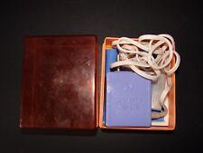 Ioniser. Vintage Soviet Ioniser in Box
