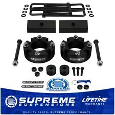 "3"" Front and 1"" Rear Lift Kit FOR 2007+ Toyota Tundra 4x4 with Differential Drop"