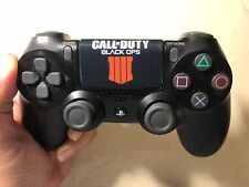CALL OF DUTY BLACK OPS 4 PS4 Controller Touchpad Vinyl Decal/ Sticker