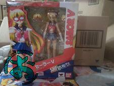 Sailor V Venus Sailor Moon Anime Manga figures  S. H. Figuarts Bandai