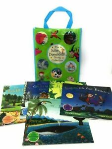 Julia Donaldson Story Collection 10 Books in a Bag (9781529017311)