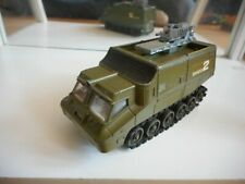 Dinky Toys Shado 2 in Army Green