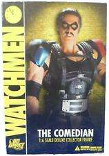 "Watchmen Comedian Direct 1/6 Scale Deluxe Collector 13"" Figure"