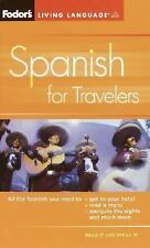 NEW - Fodor's Spanish for Travelers (Phrase Book), 3rd Edition by Fodor's