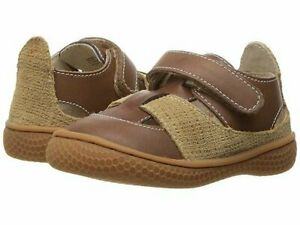 NIB LIVIE & LUCA Shoes Sandals Captain Brown youth 2