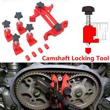 Universal Dual Cam Clamp Camshaft Timing Sprocket Gear Locking Tool Kit 5Pcs-Set