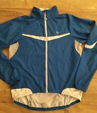 Pearl Izumi Women's Medium (See Measurements) Elite Barrier Jacket Royal Blue