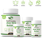 Aloe Vera Butter - PREMIUM QUALITY 100% Pure & Natural Raw For Skin Face Body