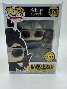 Funko Pop - Television - Schitt's Creek - David Rose - 975 CHASE
