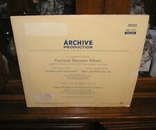 ARCHIVE, GERMAN BAROQUE MUSIC, SPIRITUAL CONCERTO AND CHURCH CANTATA, MAYR