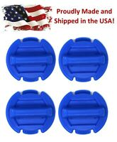 Turtle Den Blue Floor Drain Plug for Polaris RZR