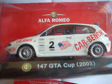 ALFA 147 GTA CUP  (2003) scala 143
