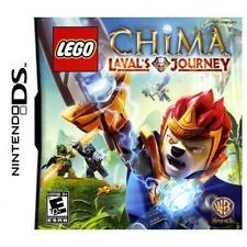 LEGO Legends of Chima: Laval's Journey Nintendo DS, nintendo_ds Video Games
