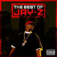 THE BEST OF JAY-Z * BRAND NEW CD * FREE POSTAGE ~ CHRISTMAS GIFT! HARD KNOCK LIF