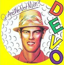 Q: Are We Not Men? A: We Are Devo! by Devo (CD, Nov-2009, Warner Bros.)