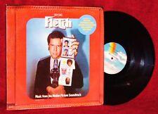 OST FLETCH HAROLD FALTERMEYER DAN HARTMAN 1985 MCA VG++