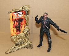 McFarlane Movie Maniacs T-800 Terminator 2 Serie 4 Arnold Action Figure Figur