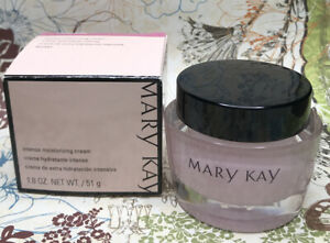 Mary Kay Intense Moisturizing Cream Full Size 1.8 oz ~New In Box~ Free Shipping!