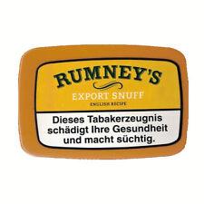 Rumneys Export 10g Snuff Schnupftabak