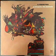 Jorgen Ingmann El Condor Pasa 1970 SEALED USA LP