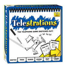 Telestrations Board Game NEW