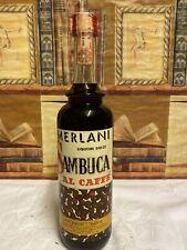 Liquore Sambuca Al Caffè Anni 70 Merlani 75cl 40%
