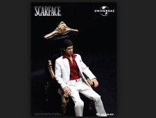 RARE NEW Blitzway 1/6 Scarface Tony Montana Chair Classic Al Pacino L@K COOL