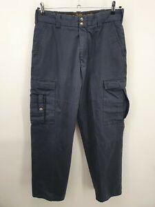 Propper Blue Tactical Cargo Public Safety Law Enforcement Pants 34 x 30