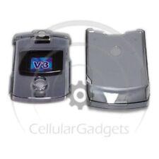 PREMIUM CRYSTAL SMOKE Protective Case for Motorola RAZR V3 /V3c
