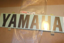 YAMAHA YZF600  R6  YZF-R1  R1  2000>2006  GENUINE COWLING EMBLEM - # 99247-00320