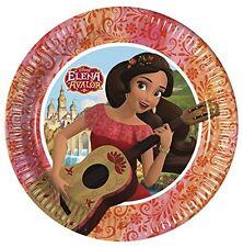 Piatti Carta Elena di Avalon 20 cm, Festa Compleanno PS 08359