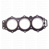 3 Cylinder Head Gasket Yamaha Marine Outboard 75-90 Hp Replaces 688-11181-A0-00