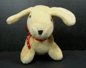 "Eden Vintage Madeline Plush Dog Genevieve 3"""