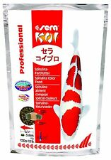 Sera Koi Professional Spirulina-Farbfutter 1000g