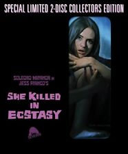 She Killed in Ecstasy [New Blu-ray] With CD, Widescreen, Anamorphic, Dolby