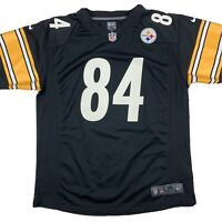 Nike Pittsburgh Steelers Antonio Brown #84 NFL Football Jersey Size Youth XL