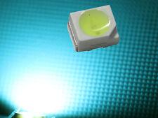 50 Stück cyan 3528 1210 SMD LEDs, 6 Lumen von PLCC2  Led Smd türkis