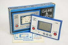 LCD FIRE Game Watch Boxed RC-04 Ref/1444 Tested Nintendo JAPAN Game