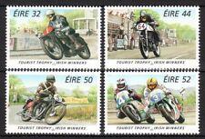 Ireland - 1996 Tourist Trophy / Motorcycles - Mi. 946-49 MNH