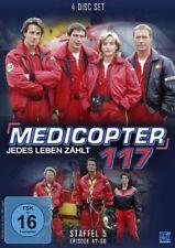 Thomas Nikel - Medicopter 117 - Jedes Leben zählt. Staffel.5, 4 DVDs