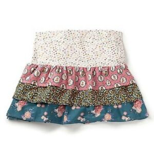 Matilda Jane Rosy Blossoms Bed Skirt Choose Your Own Path Collection Full NEW
